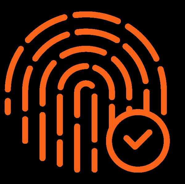 Icono sistemas de seguridad