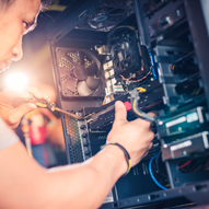 asistencia técnica infraestructura IoT